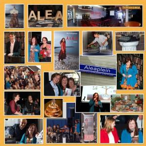Boekpresentatie Alea, Ria Schopman 16 maart 2014