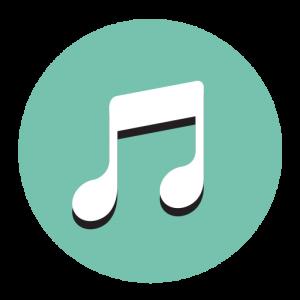 De Letterbrug muziek icoon