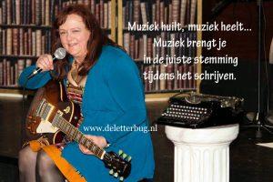 Schrijftips Tekstbureau De Letterbrug, muziek boekpresentatie Alea