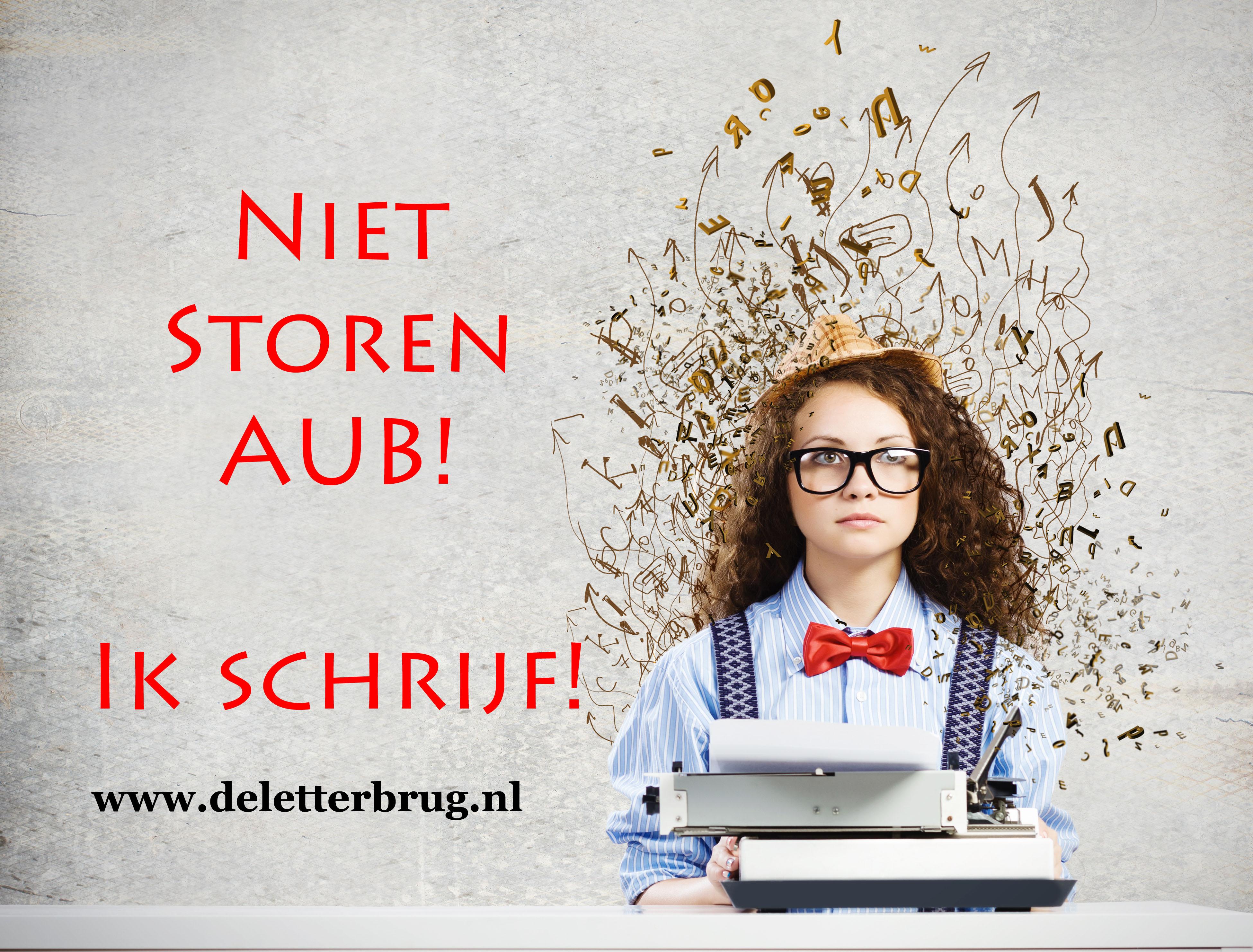 Schrijftips Tekstbureau De Letterbrug, rust