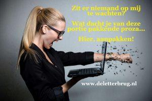 Schrijftip van De Letterbrug zelfvertrouwen