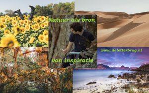 Schrijftips De Letterbrug Natuur als inspiratie