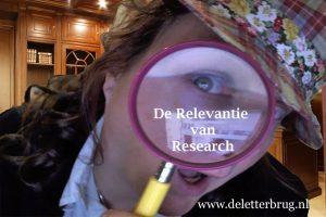 Schrijftips Tekstbureau De Letterbrug, research